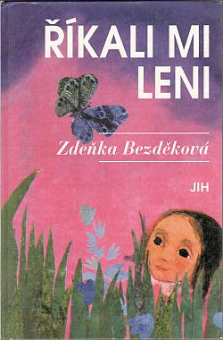 Říkali mi Leni obálka knihy