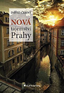 Nová tajemství Prahy obálka knihy