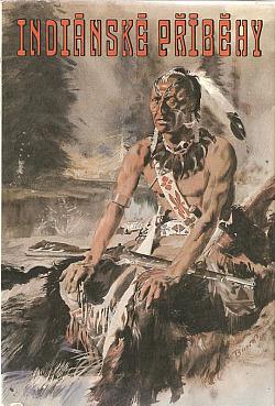 Indiánské příběhy obálka knihy