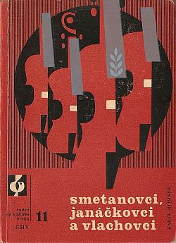 Smetanovci, Janáčkovci a Vlachovci obálka knihy