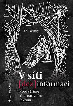 V síti dezinformací obálka knihy
