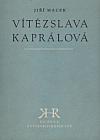 Vítězslava Kaprálová