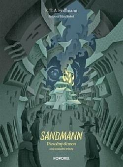 Sandmann - Piesočný démon a iné strašidelné príbehy obálka knihy