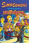 Simpsonovi - Komiksová zašívárna