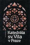Katedrála sv. Víta v Praze obálka knihy