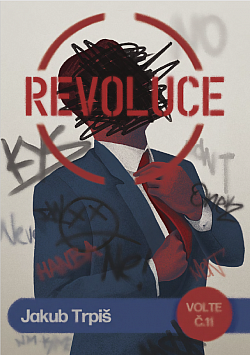 Revoluce obálka knihy