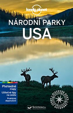 Národní parky USA - průvodce obálka knihy