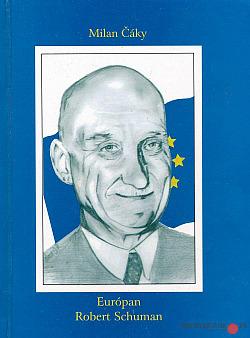 Európan Robert Schuman obálka knihy