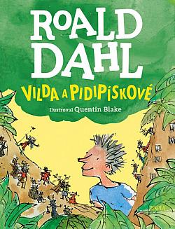 Vilda a pidipískové obálka knihy