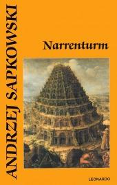 Narrenturm obálka knihy