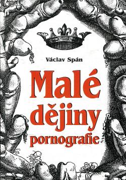 Malé dějiny pornografie obálka knihy