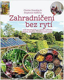 Zahradničení bez rytí obálka knihy