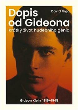 Dopis od Gideona obálka knihy