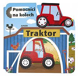 Traktor - Pomocníci na kolech obálka knihy