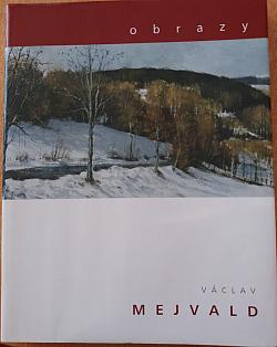 Václav Mejvald - obrazy