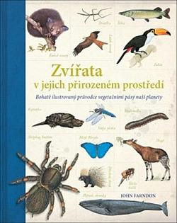 Zvířata v jejich přirozeném prostředí obálka knihy
