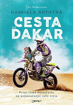 Cesta na Dakar obálka knihy