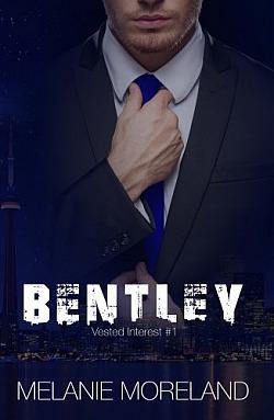 Bentley obálka knihy