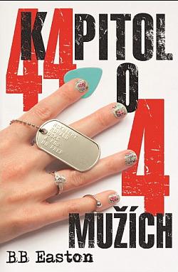 44 kapitol o 4 mužích obálka knihy