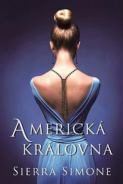 Americká královna obálka knihy