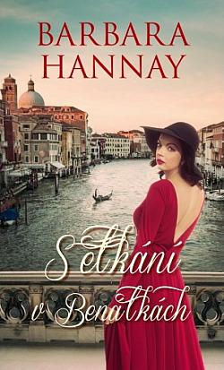 Setkání v Benátkách obálka knihy