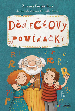 Dědečkovy povídačky obálka knihy