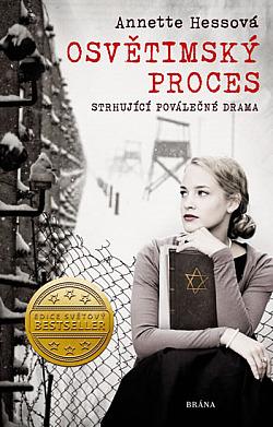 Osvětimský proces obálka knihy