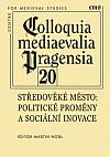 Středověké město: Politické proměny a sociální inovace