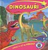 Dinosauři - kresli a uč se hrou!