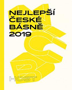 Nejlepší české básně 2019 obálka knihy