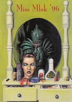Miss Mlok 96 (Kočas 1996) obálka knihy