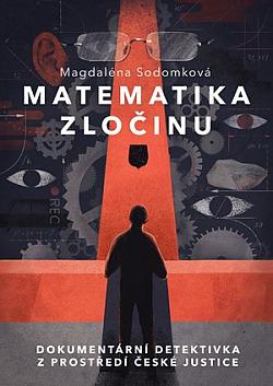Matematika zločinu obálka knihy
