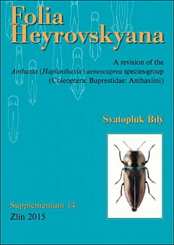 Folia Heyrovskyana, Supplement 14: Revision of Anthaxia (Haplanthaxia) aeneocuprea Species-Group