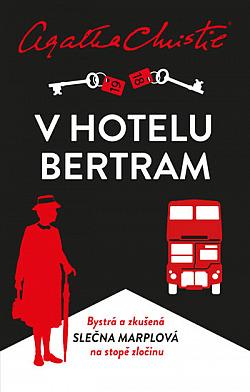 V hotelu Bertram obálka knihy