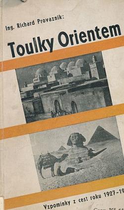 Toulky Orientem obálka knihy