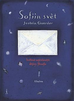 Sofiin svět obálka knihy