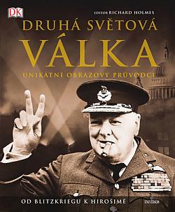Druhá světová válka obálka knihy
