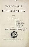 Topografie starých Athen