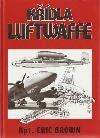 Křídla Luftwaffe obálka knihy