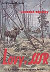 Lovy v SSSR: Lovná zvěř, příroda a způsoby lovu – Lovecké zápisky