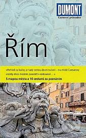 Řím obálka knihy