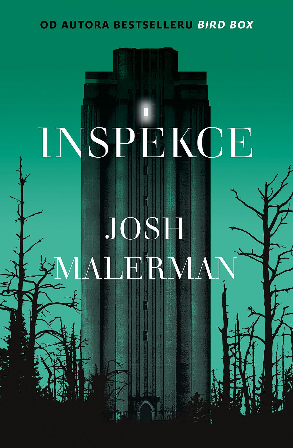 Inspekce - Josh Malerman | Databáze knih