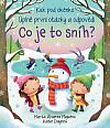 Kuk pod okénko - Co je to sníh? Úplně první otázky a odpovědi