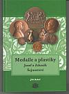 Medaile a plastiky. Josef a  Zdeněk Šejnostové