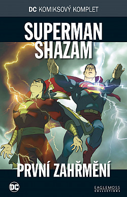 Superman/Shazam: První zahřmění