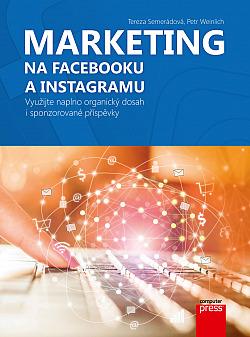 Marketing na Facebooku a Instagramu obálka knihy