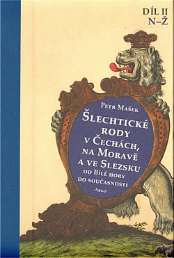 české šlechtické rody kniha