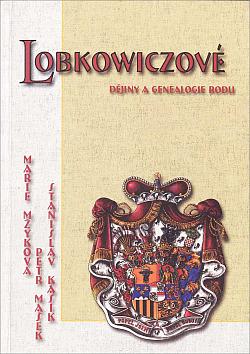 Lobkowiczové obálka knihy