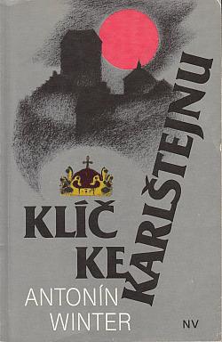 Klíč ke Karlštejnu obálka knihy