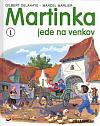 Martinka jede na venkov